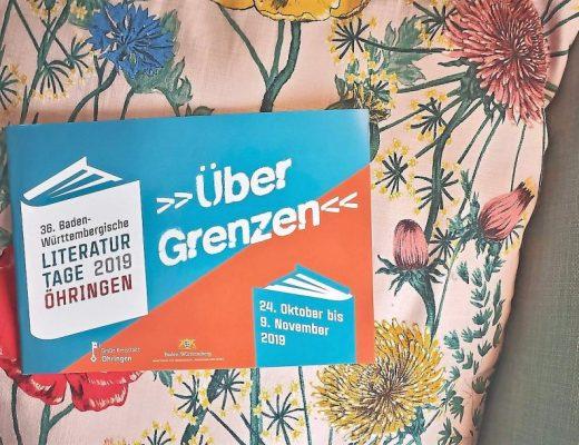 36. Baden-Württembergische Literaturtage Öhringen 2019