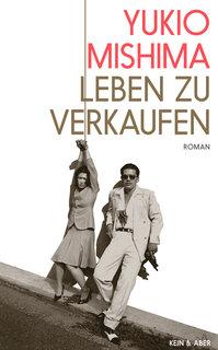 Yukio Mishima, Leben zu verkaufen Cover
