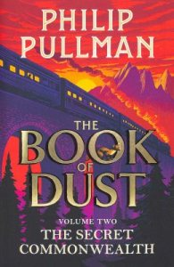Philip Pullman, The Secret Commonwealth Cover