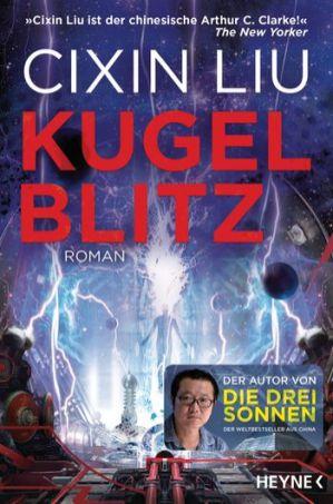 Cixin Liu, Kugelblitz Cover