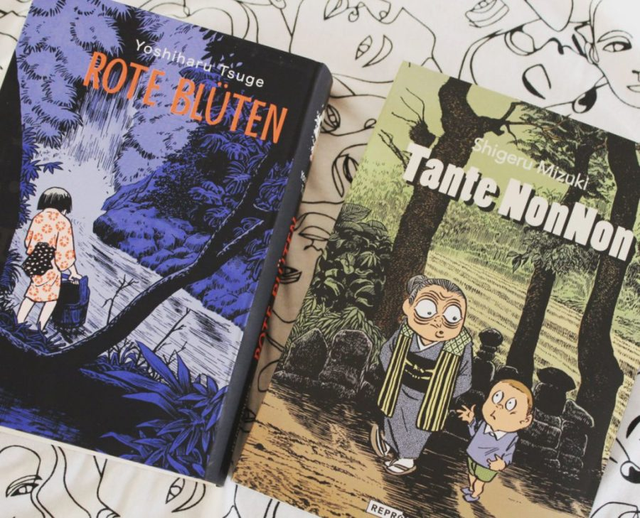 Manga-Klassiker von Tsuge & Mizuki