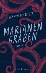Jasmin Schreiber, Marianengraben Cover