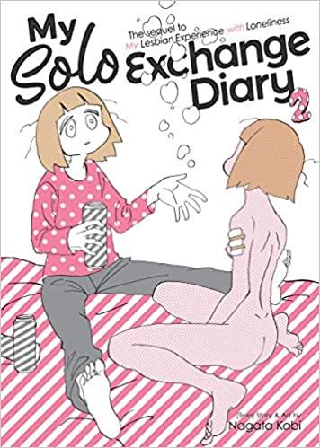 Kabi Nagata, My Solo Exchange Diary 2 Cover