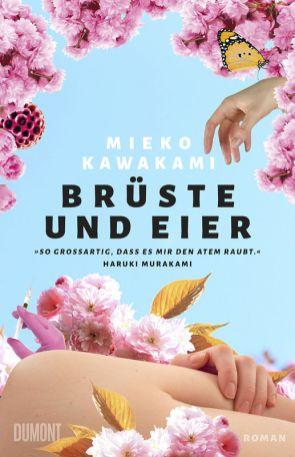 Mieko Kawakami, Brüste und Eier Cover