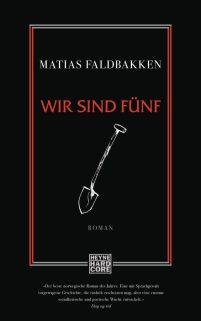 Matias Faldbakken, Wir sind fünf Cover