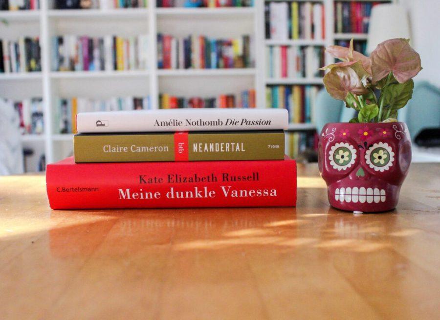 Süßes, Saures und wenige Bücher: Lesemonat Oktober