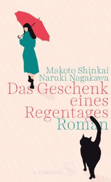 Makoto Shinkai & Naruki Nagakawa, Das Geschenk eines Regentages Cover