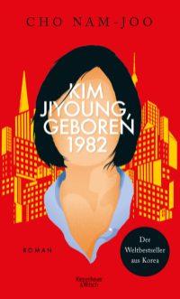 Nam-joo Cho, Kim Jiyoung, geboren 1982 Cover