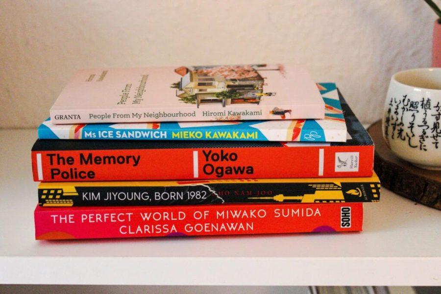 Meine Top 5 asiatische Literatur 2020