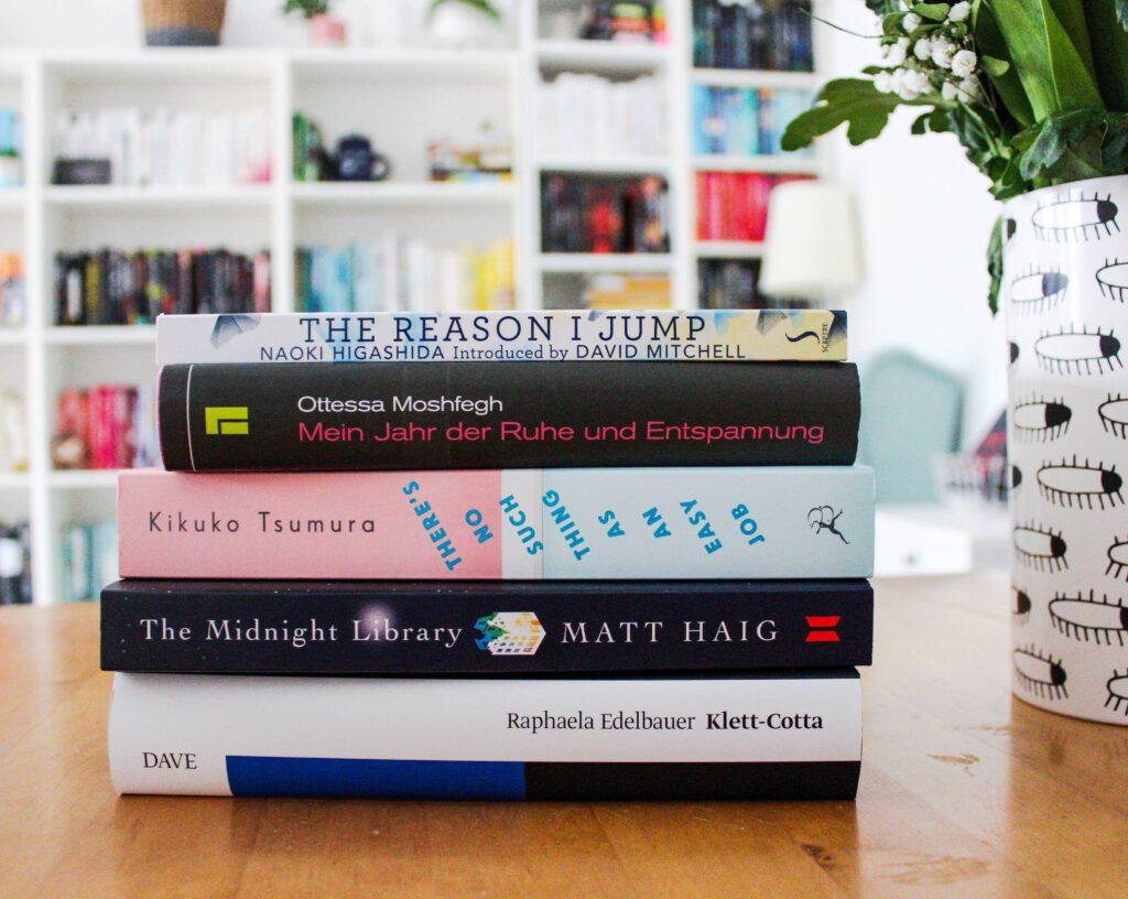 Gelesen im Januar - Lesevorhaben Februar