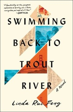 Linda Rui Feng, Swimming Back to Trout River Cover