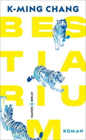 K-Ming Chang, Bestiarium Cover