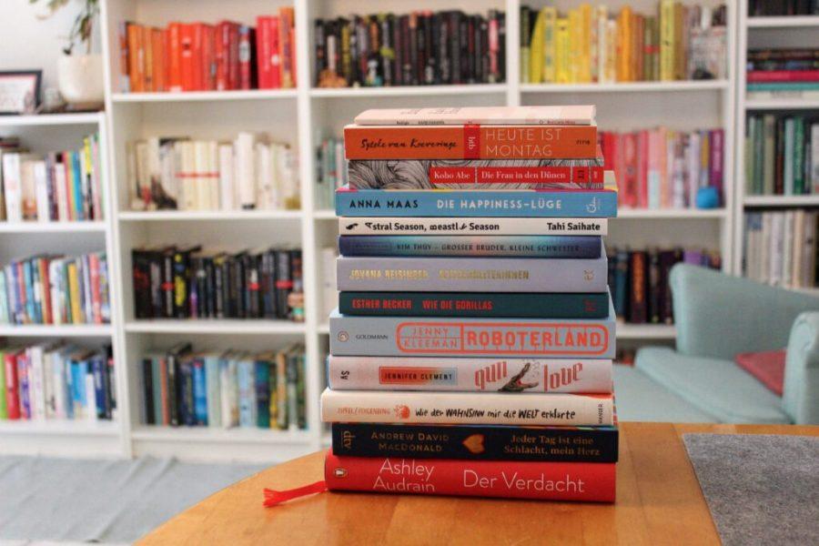Lesen und Sinnieren: Lesemonat Juni