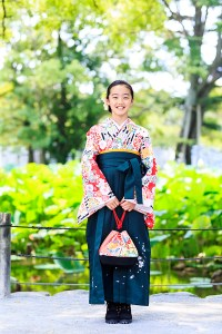 鎌倉花のん 卒業式
