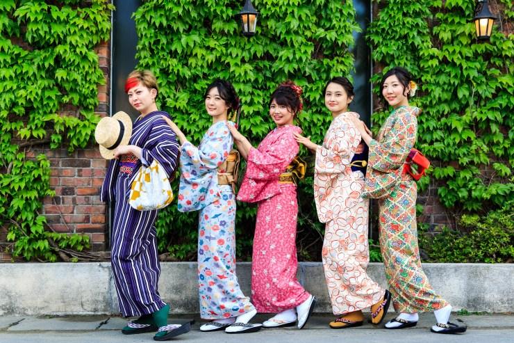 鎌倉花のん 着物レンタル