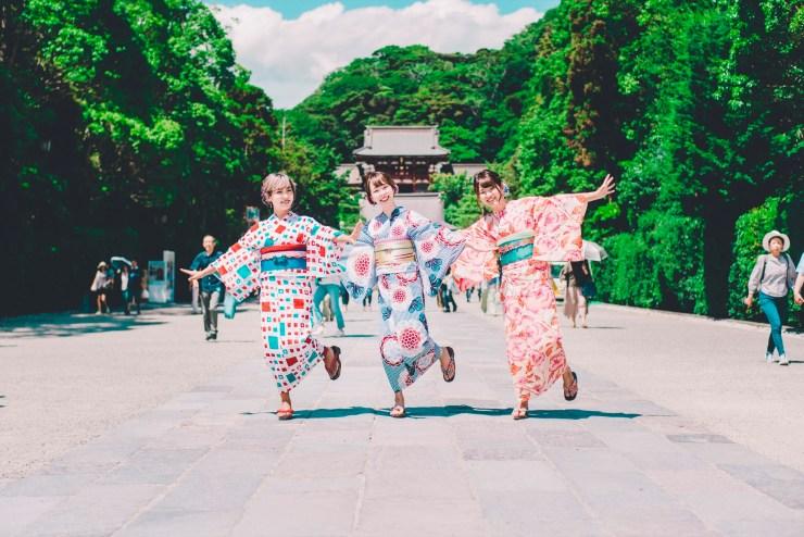 鎌倉花のん 浴衣レンタル