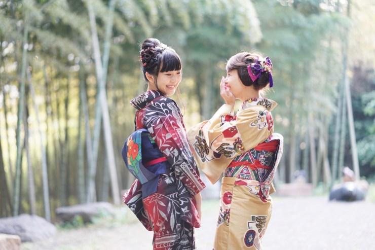 鎌倉着物レンタル花のん 秋の散策
