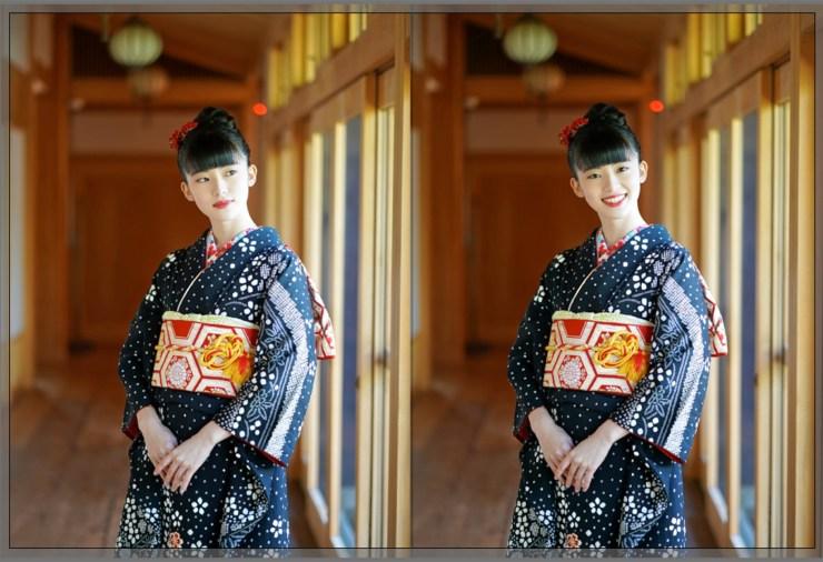 鎌倉花のん 振袖フォトブック11