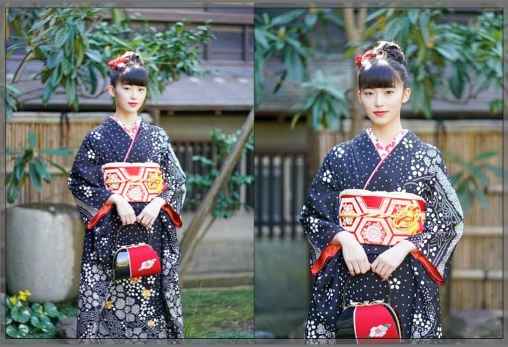 鎌倉花のん 振袖フォトブック4