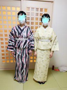 大阪市淀川区の初心者さんが着物を習う着付け教室