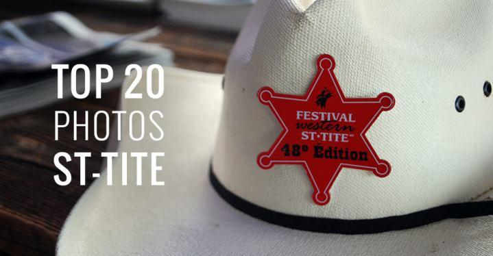 Top 20 photos – Festival western de St-Tite