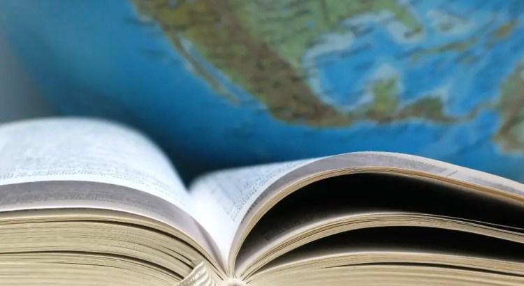 Lezen op reis, book exchange