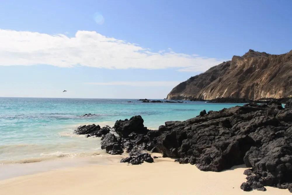 Galapagos zee