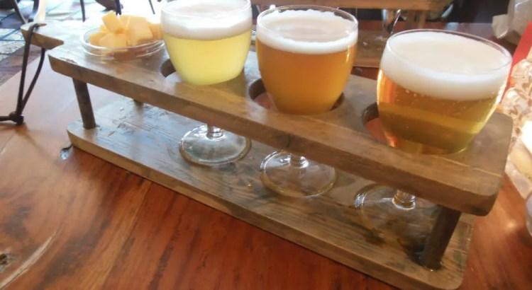 Bierproeverijtje van café Anvers
