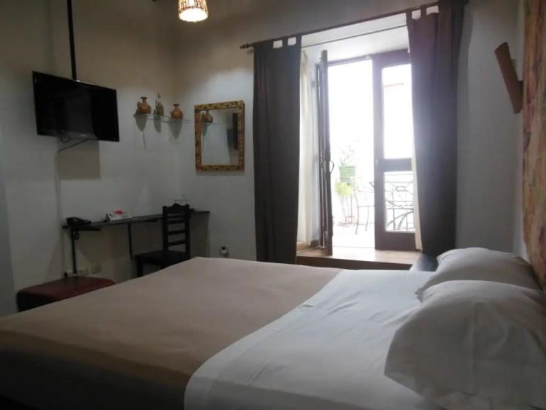 hotelkamer via via ayacucho peru