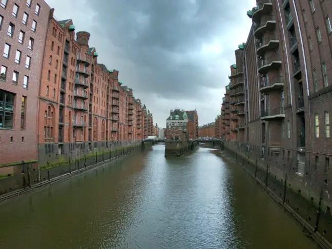 Hamburg: Speicherstadt voor mooie plaatjes