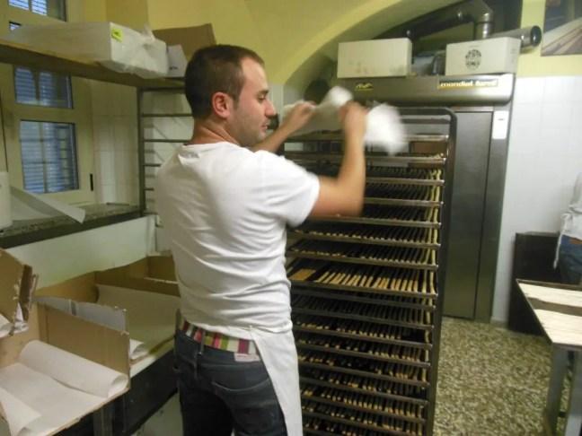 soepstengels uit de oven vers barolo