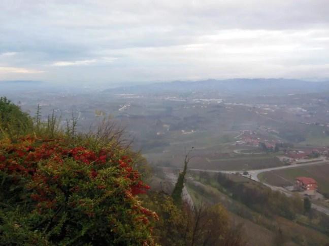 uitzicht Piemonte La Morra