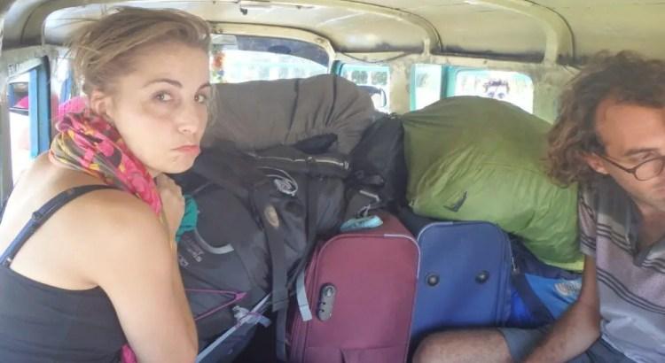 Vervoer Cuba Santiago Baracoa