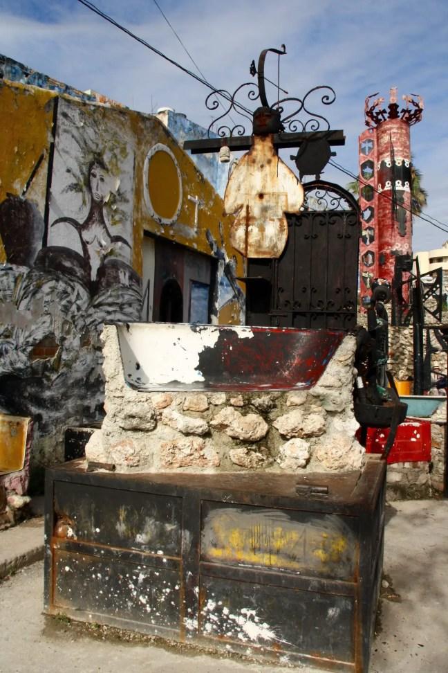 kunst Callejón de Hamel Cuba Havana