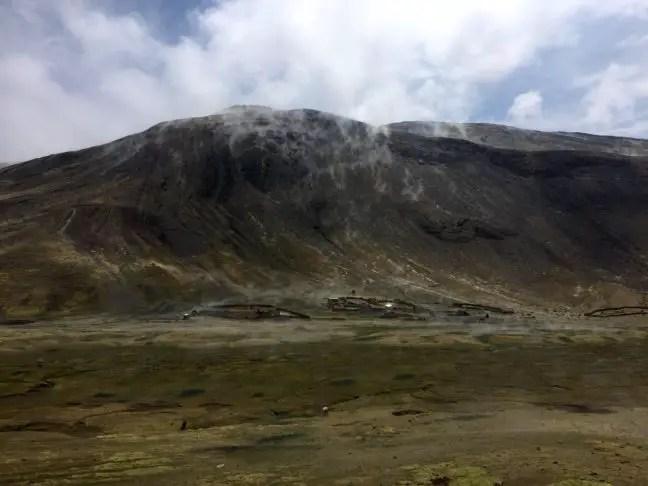 Wandeling naar Rainbow Mountain