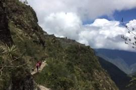 Imposante uitzichten tijdens de Inca Trail