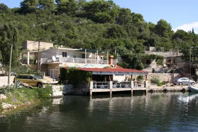 Restaurant en appartement Porto Della Vita