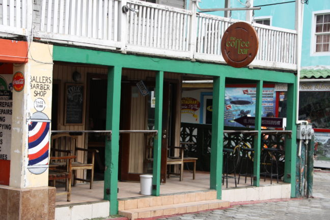 The Coffee Bar, San Pedro, Ambergris Caye