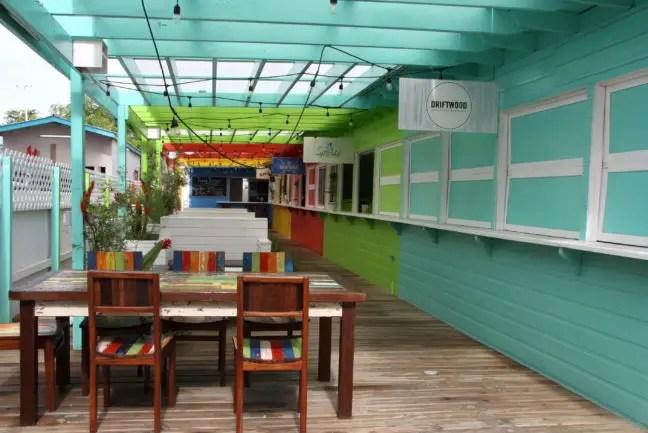 Poco Loco Food Court, San Pedro