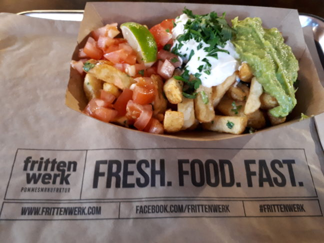 Tijuana Street Fries van Frittenwerk
