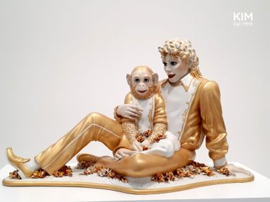 Michael Jackson in The Broad