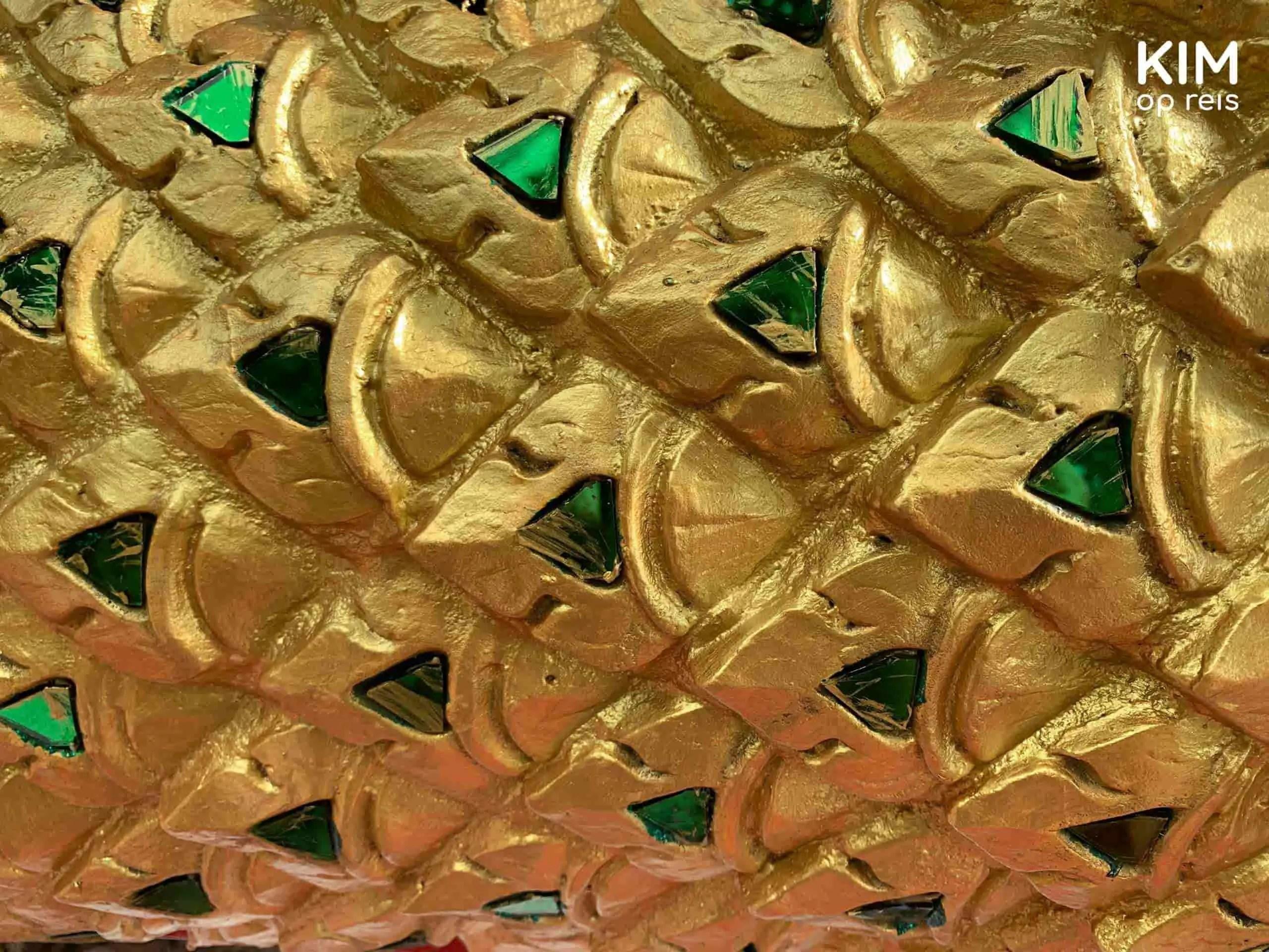 Detail van Wat Maduea Wan