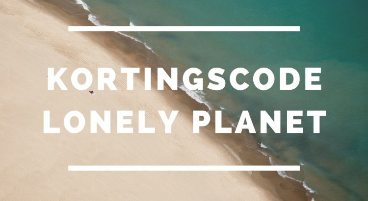 Kortingscode Lonely Planet