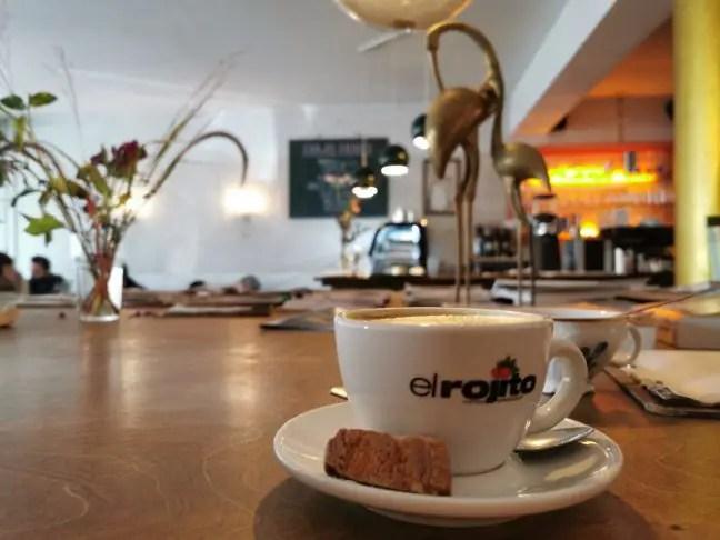 Koffie bij Kraweel