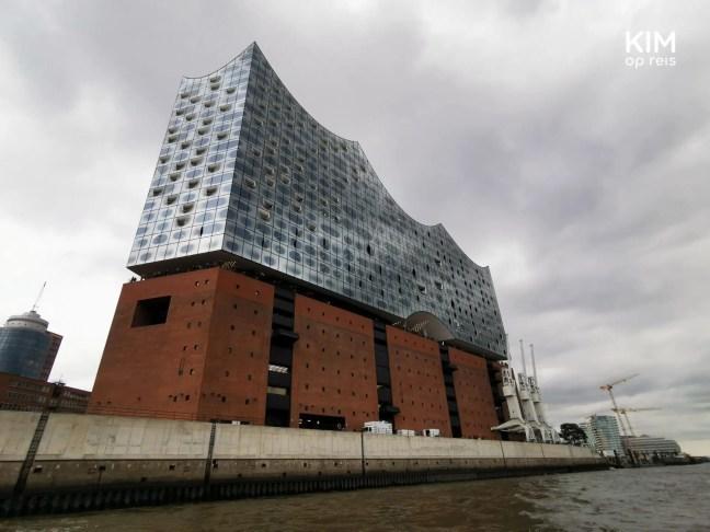 De Elbphilharmonie in Hamburg