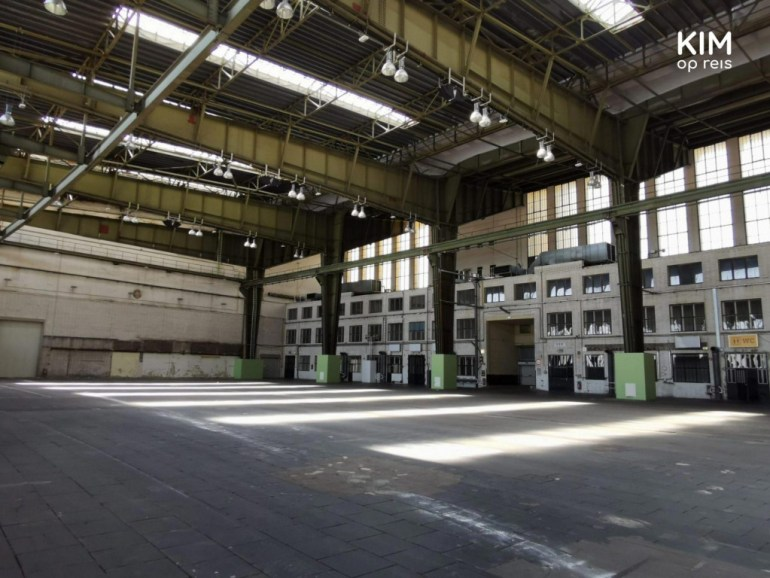 Berlijn Tempelhof tour