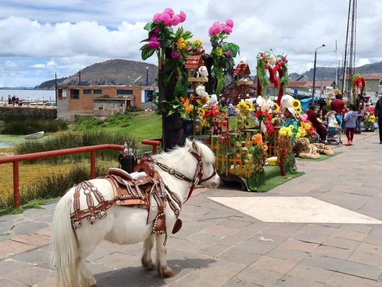Wandelboulevard Puno Titicaca