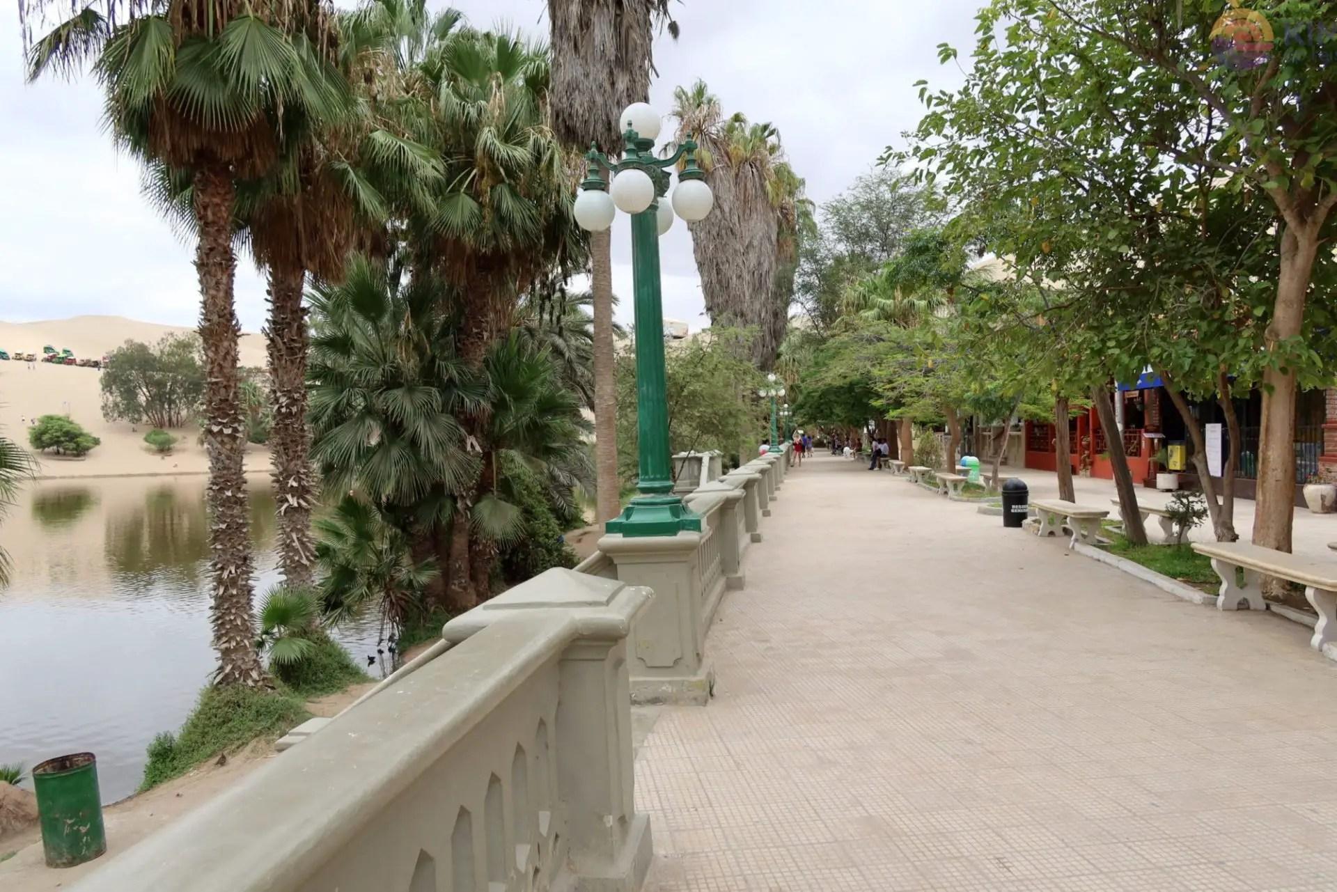 Boulevard Huacachina