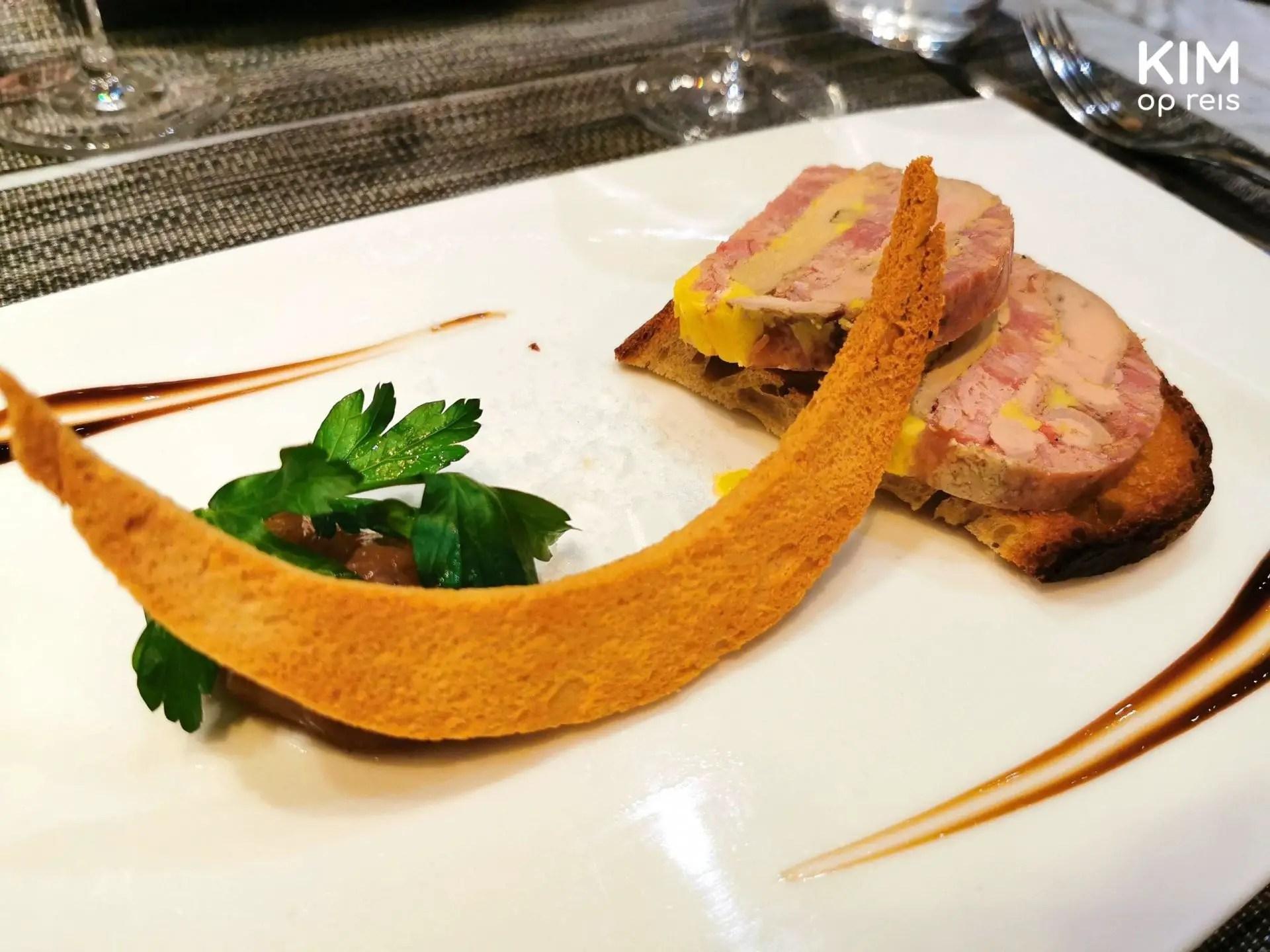 Foie Gras La Table Kobus