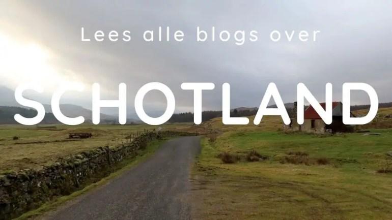 Schotland blogoverzicht